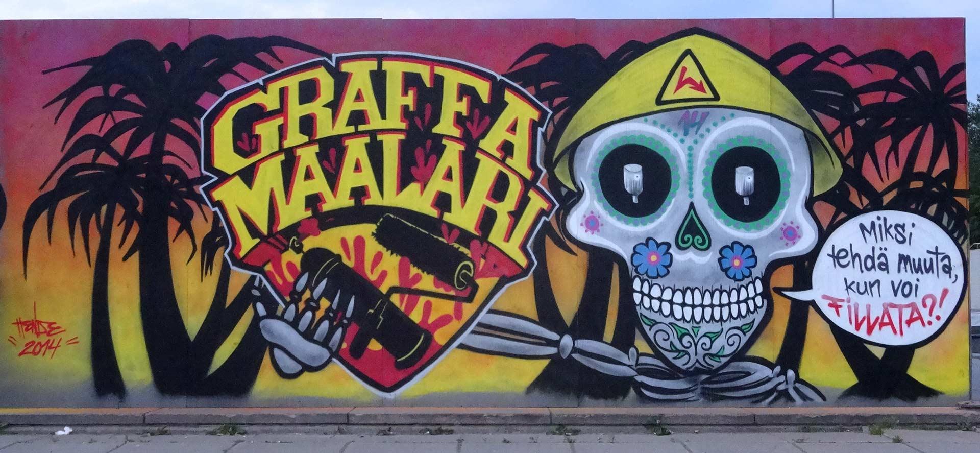 graffamaalari