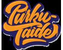 Purkutaide logo